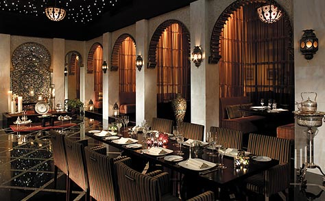 How To Live Like An Omani Princess Morrocan Restaurants