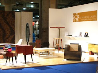 The Furniture Society Showcased Work By Several Greenjeans Faves Including  Tanya Aguiniga, Isaac Arms, And Sylvie Rosenthal, Whose Perch Desk Shown  Left Was ...