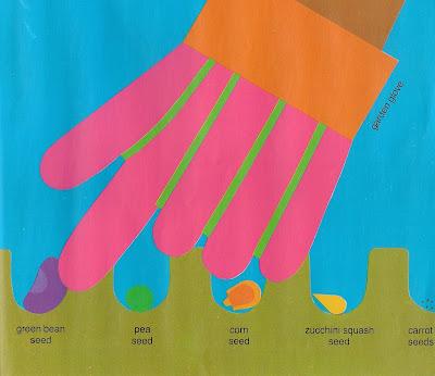 Dig it children 39 s gardening resource growing vegetable soup for Gardening tools preschool