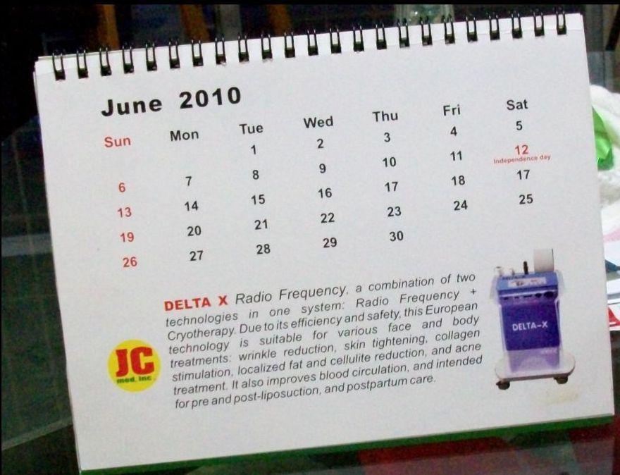 Calendar Craze June : Leaves of grace july