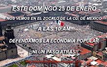 ¡Defendamos la Economia Popular!