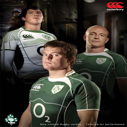 Rugby World Cup 2011 Tickets: Ireland V Russia Tickets, Rugby World ...