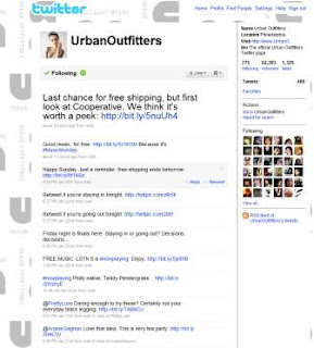 Urban Outfitters on Twitter
