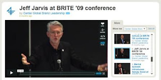 Jeff Jarvis at BRITE '09
