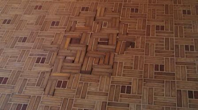 What wood flooring parquet is this?