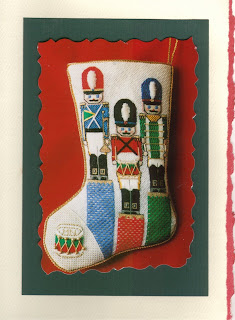 Mimi Novak's 1996 White House Christmas Stocking