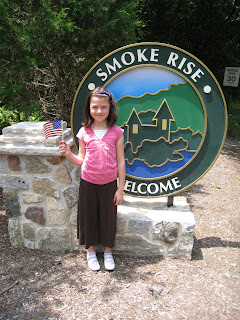 Smoke Rise Days 2010 Hike