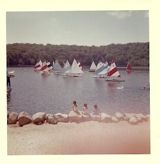 Smoke Rise Beach 1960