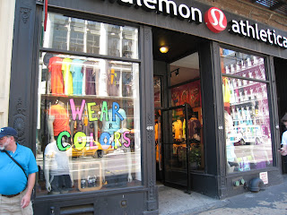 lululemon athletica SoHo