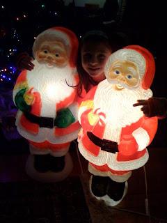 Emma & Santas