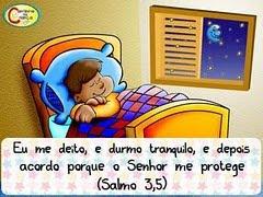 A proteção de Deus!