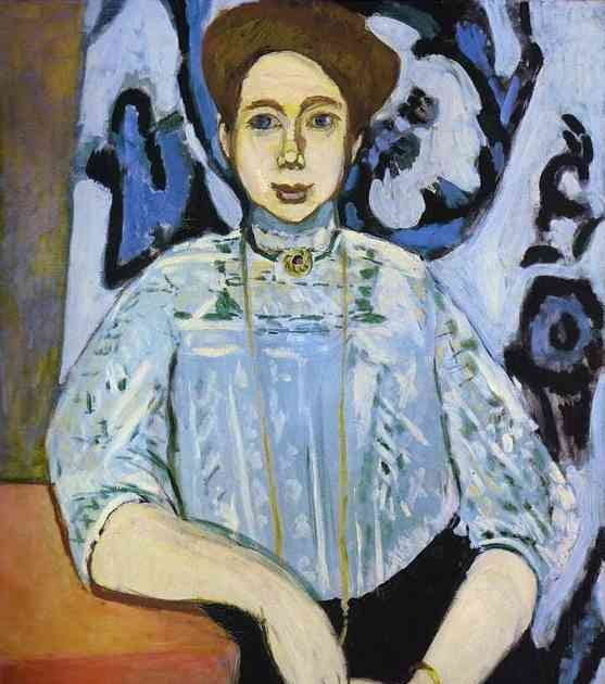Henri Matisse Art Gallery Henri Matisse Art Greta Moll