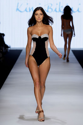 Swim Collection Show Catwalk