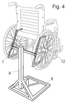Inventos nuevos: Elevador de silla de ruedas