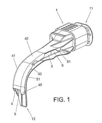 Invento nuevo: Laringoscopio