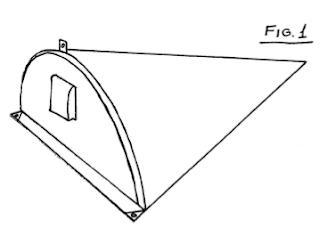 Inventos: Hamaca convertible en tienda de campaña