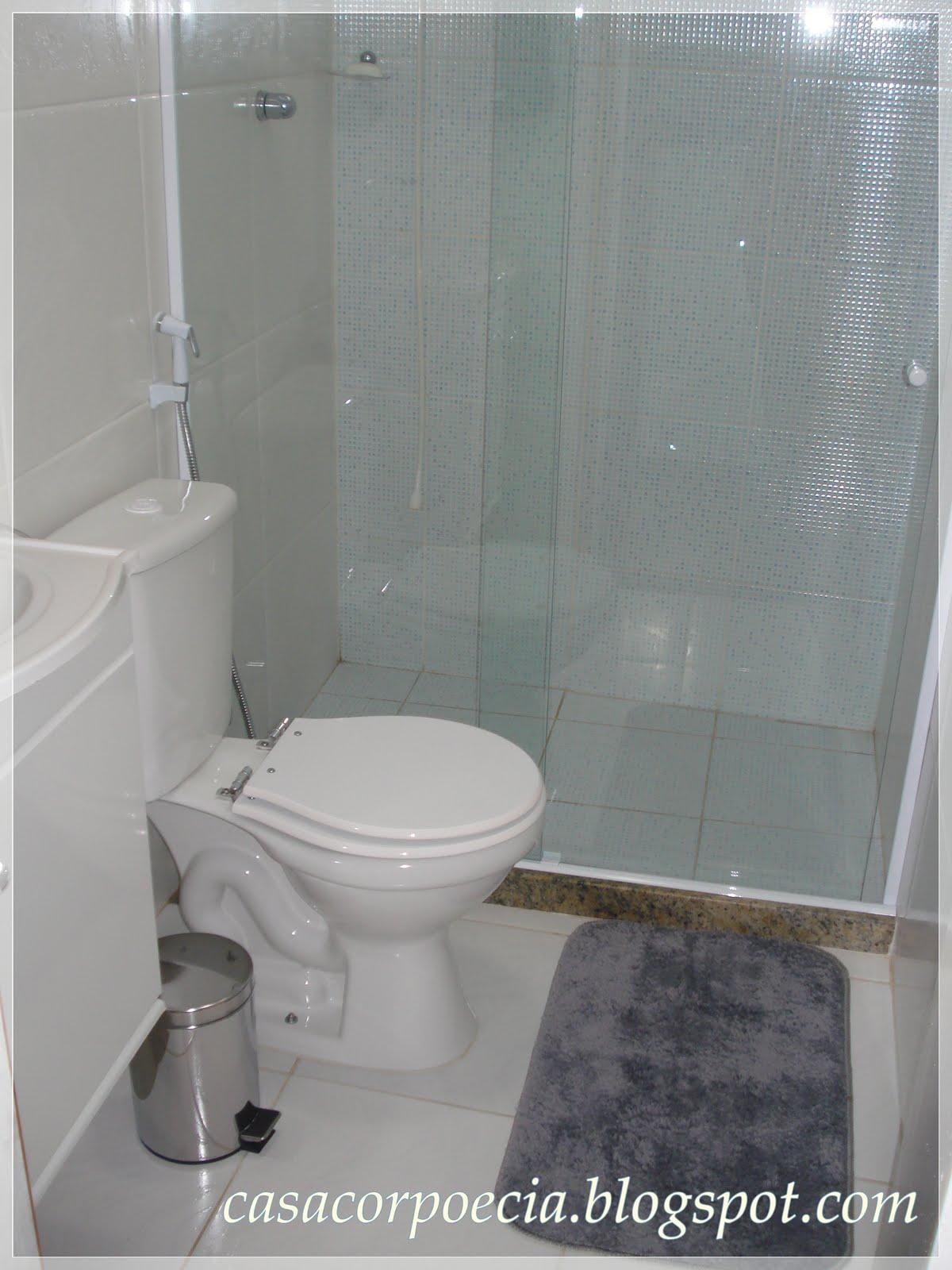 Meu banheiro  Casa Corpo e Cia -> Meu Banheiro Moderno