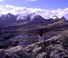Las montañas de esta tierra