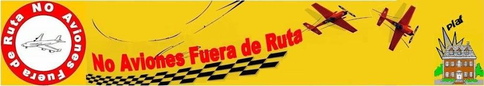 Plataforma  NO AVIONES FUERA DE RUTA