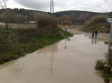 Ribera Baja Inundada
