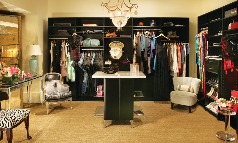 Jenny S Open Closet The Best Of Celebrity Closets