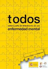 TODOS SOMOS PARTE DEL TRATAMIENTO DE UNA ENFERMEDAD MENTAL