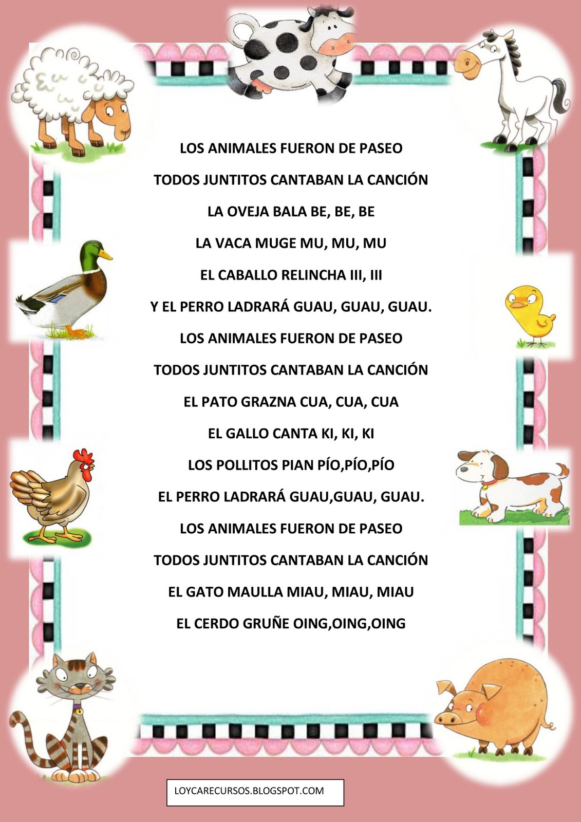 Cati jim nez vilaret recursos poes as for Cancion jardin de rosas en ingles
