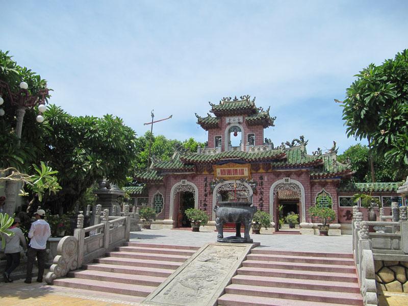 Letras De Viajes Vietnam Hoi An 1 Tumba Japonesa