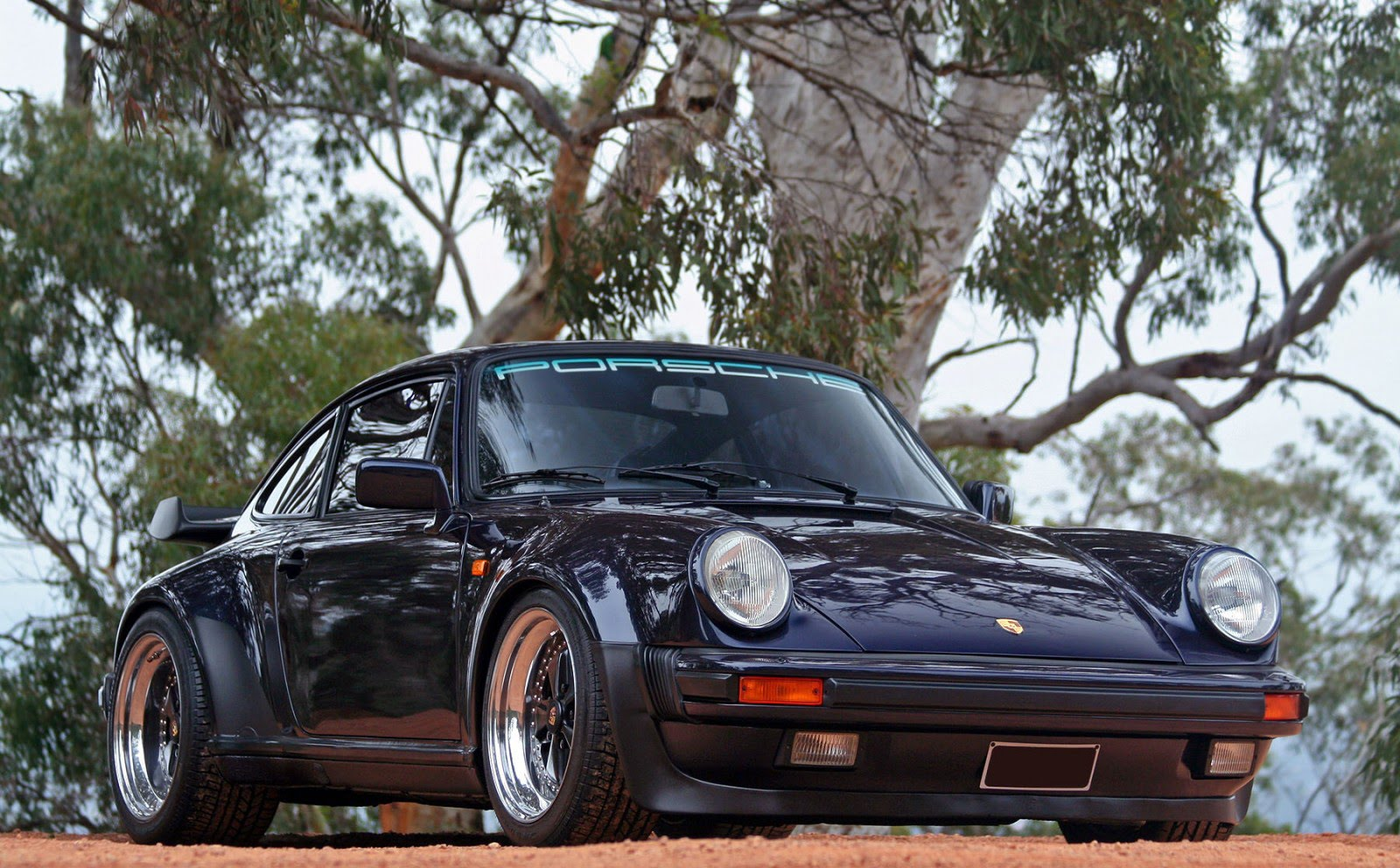 1976 <b>Porsche</b> 911 Turbo (<b>930</b>) <b>HD Desktop</b> Wallpapers | 7wallpapers.net