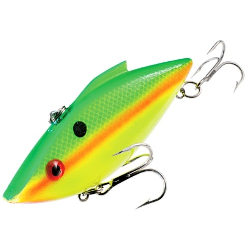 Kenny 39 s great outdoors bass fishing using the rat l trap for Rattle trap fishing lure
