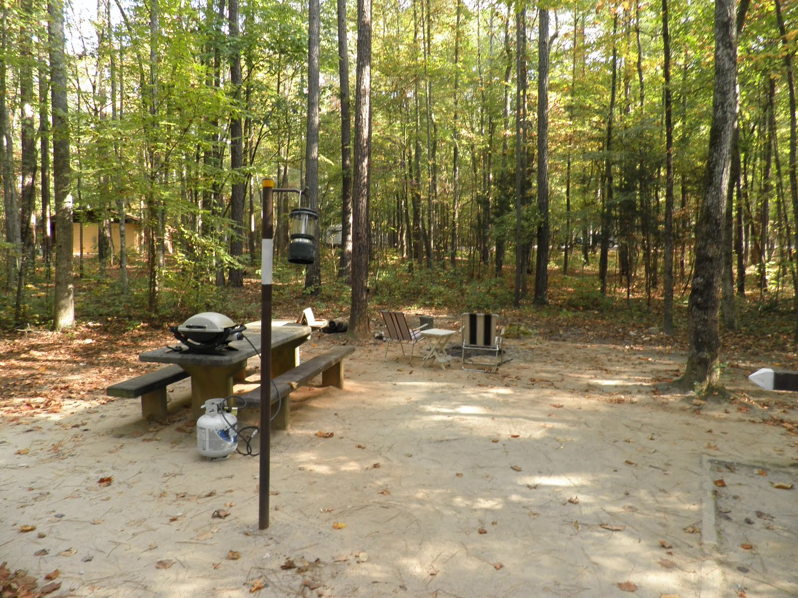 Where in the usa rv abbeville south carolina october for Sumter national forest cabins