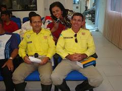 Alcina, Solano, e Ernesto