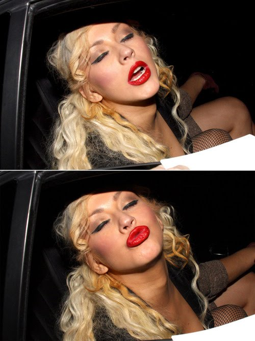 Christina Aguilera & Boyfriend- Arrested for DUI & Intoxication