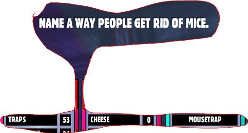 Facebook Family Feud Answers: Name A Way People Get Rid Of Mice