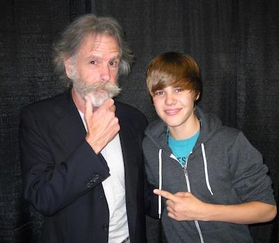 Great Scott!: Bob Weir Lets Grandson Visit Further Festival