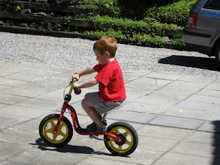 Little Kid Bike Without Pedals