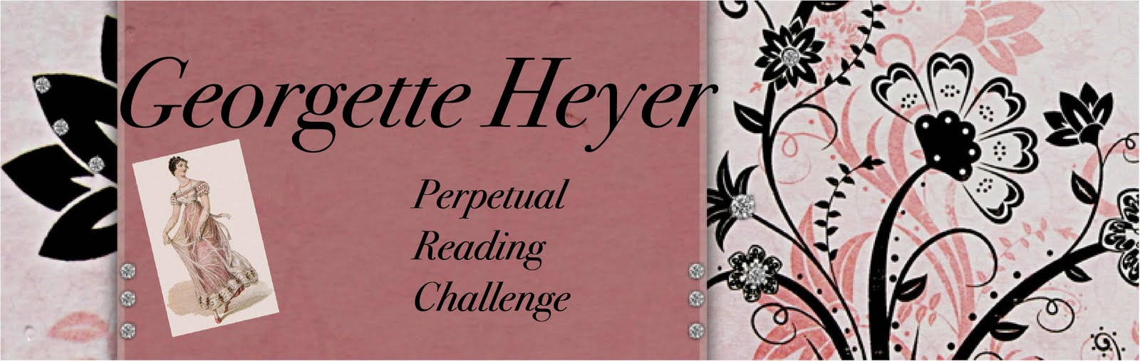 Georgette Heyer Challenge