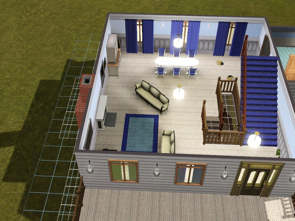sims 3 home design hotshot