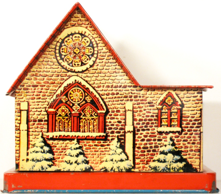 Toys For Church : Toys and stuff u s metal toy mfg co church bank