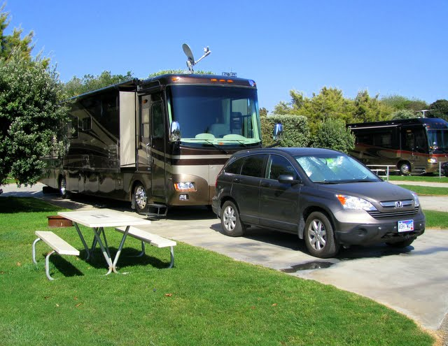 Mothership Landing Sites Our Campground Reviews Ventura