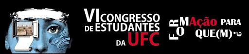 VI Congresso de Estudantes da UFC