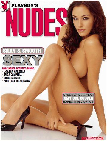 Playboy's Nudes Magazine Sexy Beauties - Jan-Feb 2006