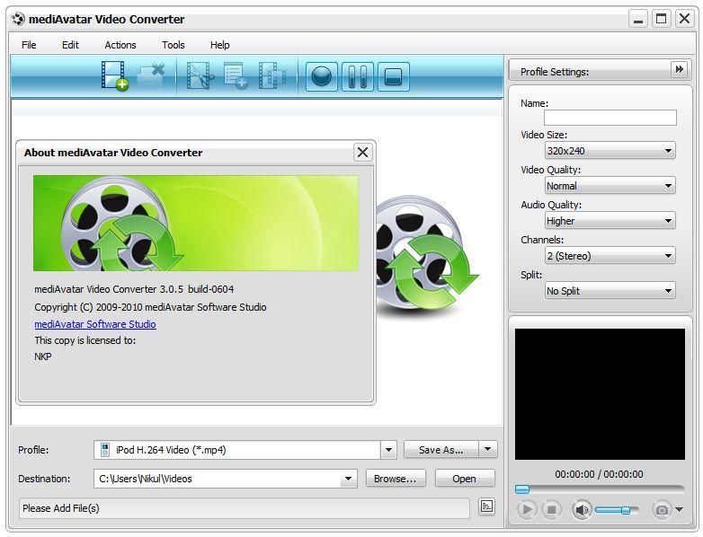 Torrent avchd converter 1.29 build 112 by james sullivan