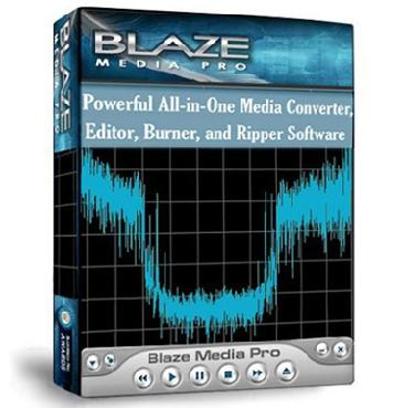 Blaze Media Pro v9.10 Full Software + Crack