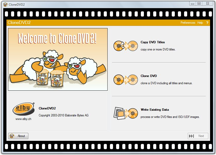 Clone DVD AnyDVD Crack