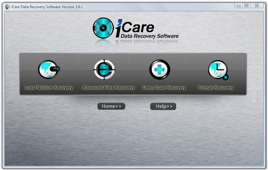 iCare Data Recovery 3.8.1 Software + Serial Keys | 3.12 Mb