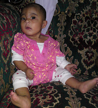 7 months princess damia