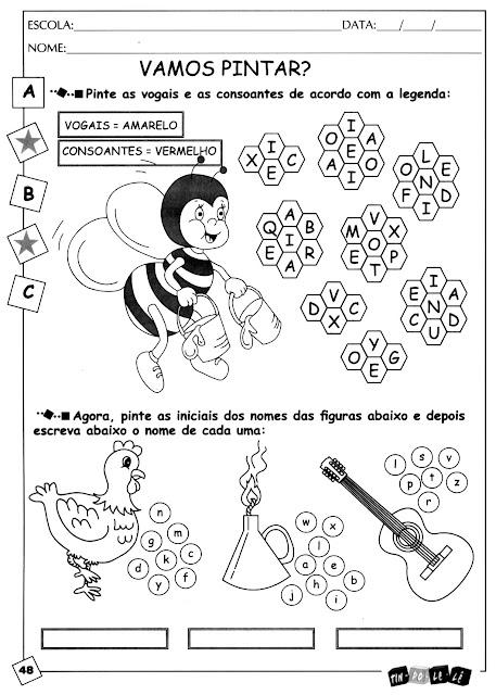 48 Alfabetização para crianças