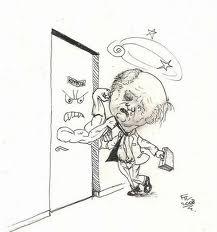 Στου κουφού την πόρτα όσο θέλεις βρόντα