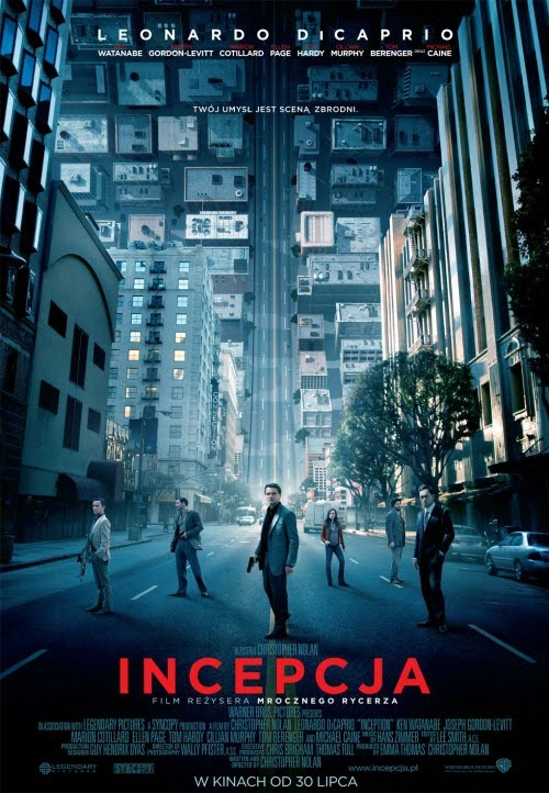 Incepcja / Inception (2010) PL.DVDRip.XviD-nDiSK / Lektor PL